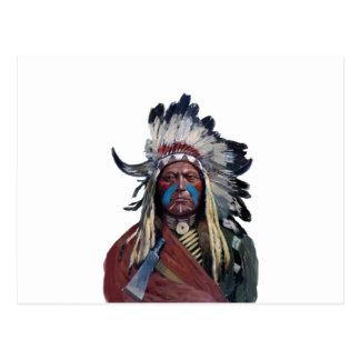 The Chieftain Postcard