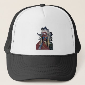The Chieftain Trucker Hat