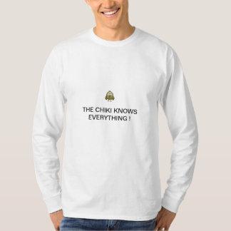 The Chiki Men's Long Sleeve T-Shirt
