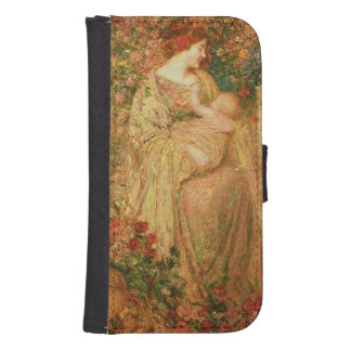 The Child Galaxy S4 Wallet Cases