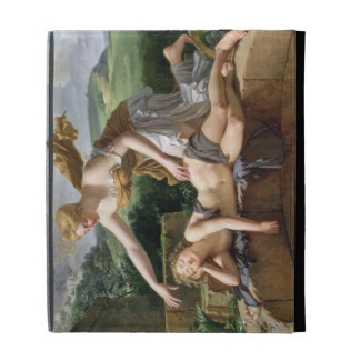 The Child of Fortune, 1801 (oil on canvas) iPad Case