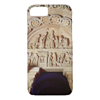 The Childhood of Christ, Tympanum of Right Portal, iPhone 7 Case