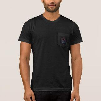 The Chillbumps Mobile Design Album Cover Pocket T-Shirt