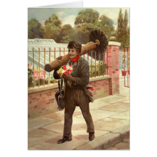 The Chimney Sweep Card