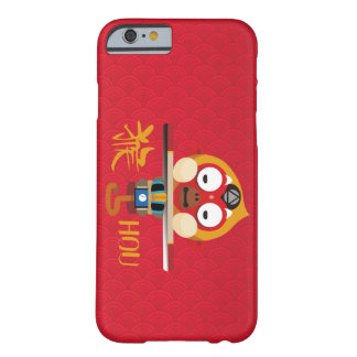 The Chinese Style design for the Year of Monkey Barely There iPhone 6 Case