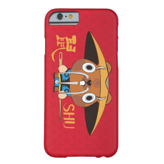 The Chinese Style design for the Year of Mouse Barely There iPhone 6 Case