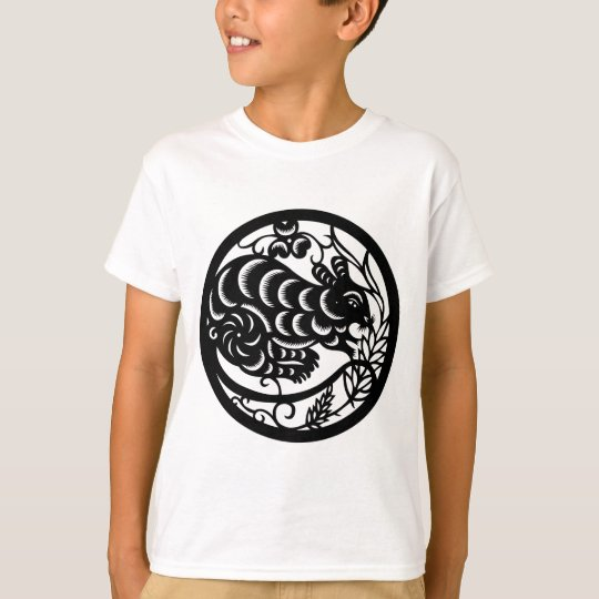 The Chinese Zodiac - The Rat T-Shirt