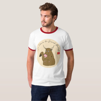 The Choice of Large Beef animal T-Shirt