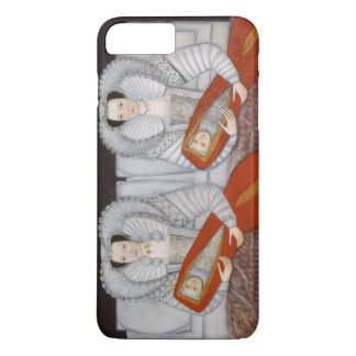 The Cholmondeley Ladies Vintage Fine Art Painting iPhone 7 Plus Case