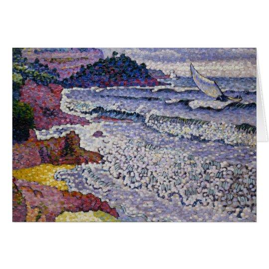 The Choppy Sea, 1902-3 Card
