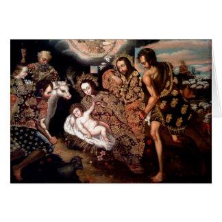 The Christ Child Card
