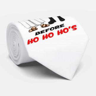 The Christmas Bros Tie