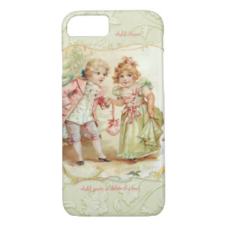 The Christmas Party - Francis Brundage iPhone 8/7 Case