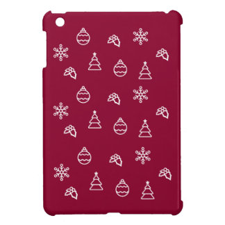 The Christmas Pattern I Cover For The iPad Mini