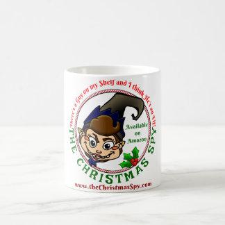 The Christmas Spy Coffee Mug