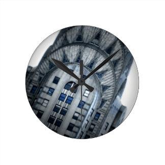 The Chrysler Building, NYC Clocks