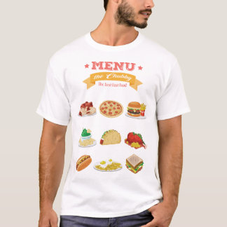 the chubby restaurant T-Shirt