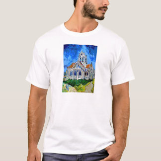 The Church at Arles T-Shirt