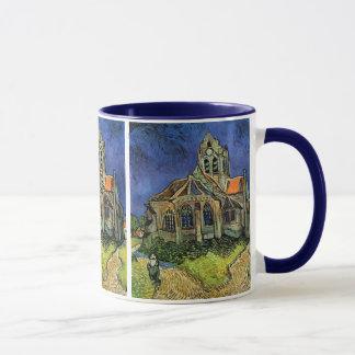 The Church at Auvers by Vincent van Gogh Mug