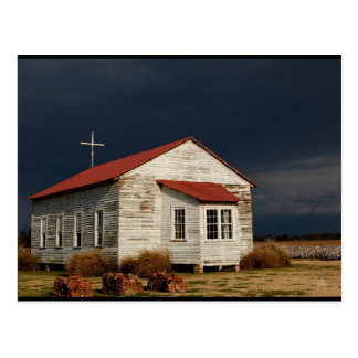The Church at Frogmore Plantation [Postcard] Postcard