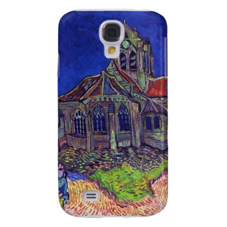 The Church of Auvers by Vincent Willem van Gogh