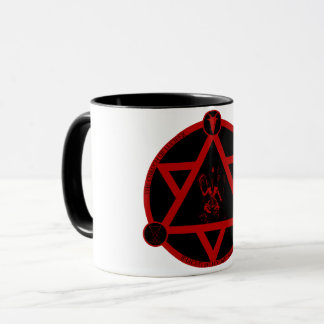 The Church of Lucifer - Official Logo Coffe Mug