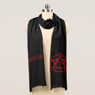 The Church of Lucifer - Official Logo Scarf