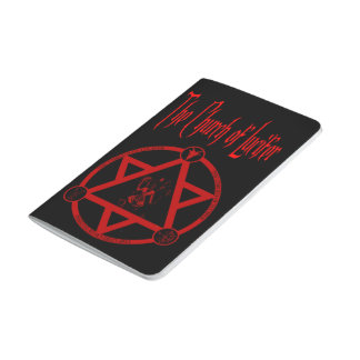 The Church of Lucifer - Official Pocket Journal