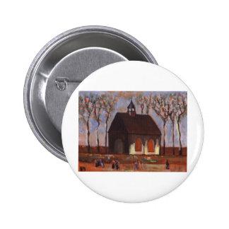 THE CHURCHGOERS PIN
