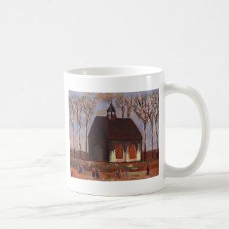 THE CHURCHGOERS CLASSIC WHITE COFFEE MUG