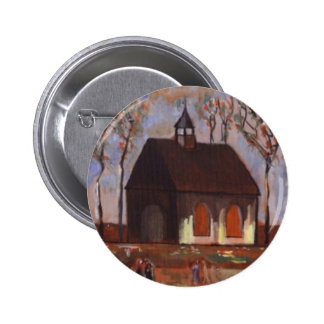 THE CHURCHGOERS PINBACK BUTTONS