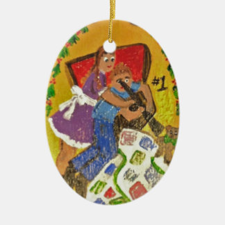 The Cinnamon Bear -Episode 1 Ornament