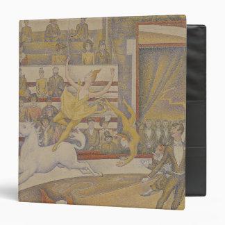 The Circus, 1891 Vinyl Binder