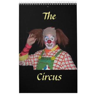 THE CIRCUS calendar