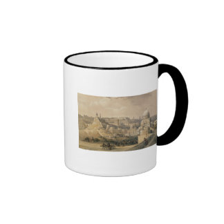 """The Citadel of Cairo, from """"Egypt and Nubia"""" Coffee Mug"""