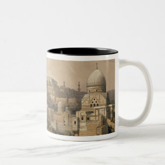 """The Citadel of Cairo, from """"Egypt and Nubia"""" Mugs"""