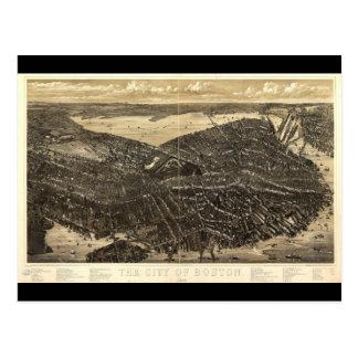 The City of Boston Massachusetts (1879) Postcard