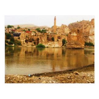 The City of Hasankeyf, Turkey  PHOTO Postcard