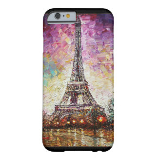 The city of Love Barely There iPhone 6 Case