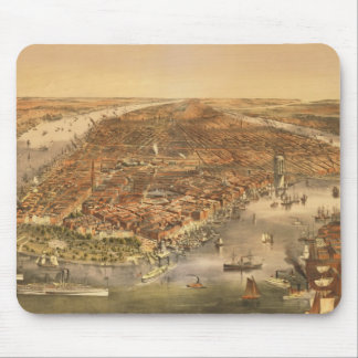The City of New York, 18 Mouse Pad