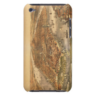 The City of New York, pub. by Currier and Ives, 18 iPod Touch Cases