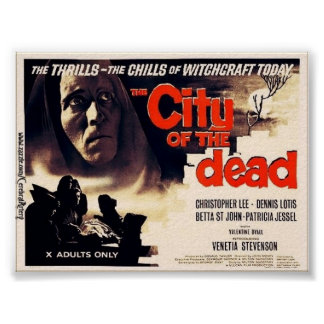 The City of the Dead (1960) Poster