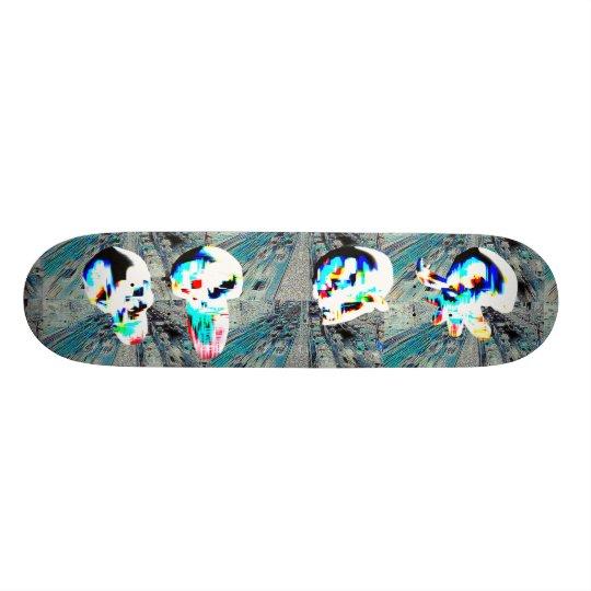 The City Skate Board Decks