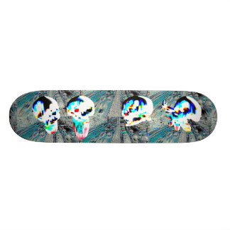 The City Skateboard Deck