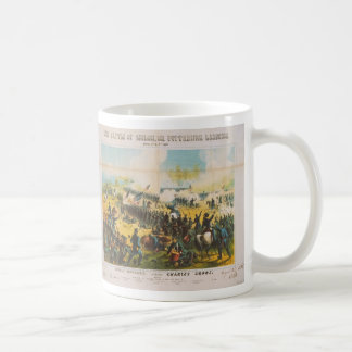 The Civil War Battle of Shiloh Pittsburg Landing Coffee Mug