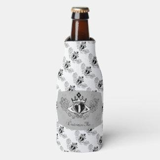 The Claddagh (Black) Bottle Cooler