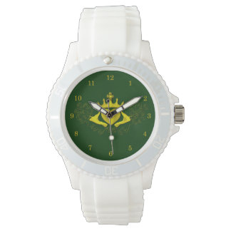 The Claddagh (Gold) Watch