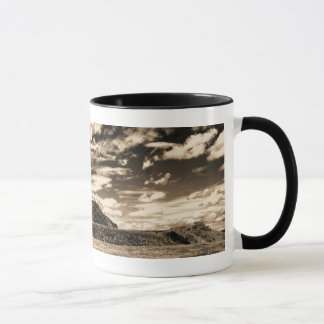 The Claimant Sandal Castle mug