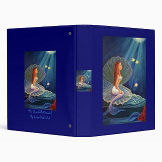 The Clamshell Mermaid - Binder