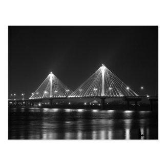 The Clark Bridge Postcard
